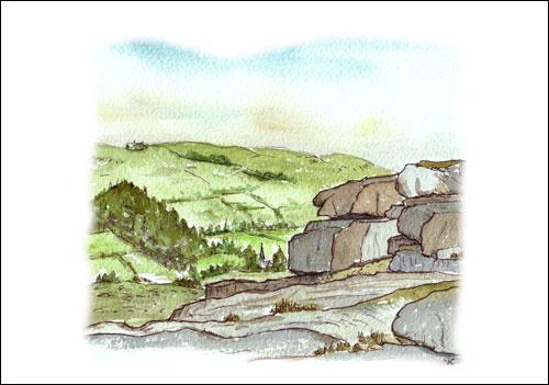 Higgar Tor, Peak National Park # 2