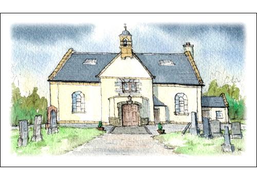 Buchanan Church, Stirlingshire