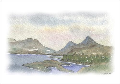 Calve Island, Sound of Mull
