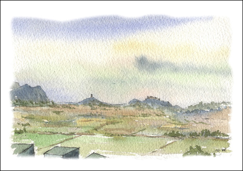 The Carse of Stirling