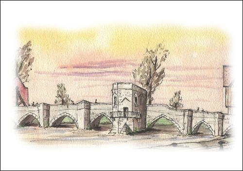 St. Ives Bridge, Cambridgeshire