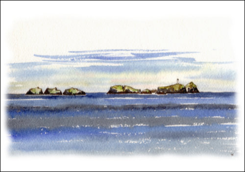 The Flannan Isles