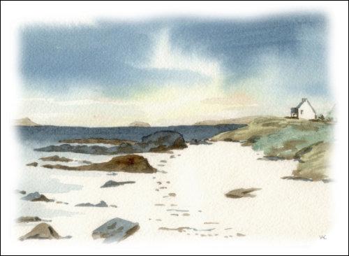 Kildonnan Beach, Isle of Arran