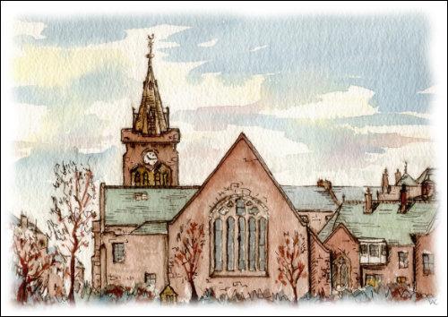 Broomhill Church, Glasgow