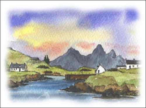 Port Mor, Isle of Muck #2